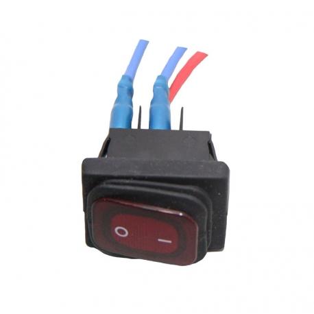 Ключ - светещ с кабели