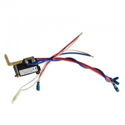 Термозащита с  кабели